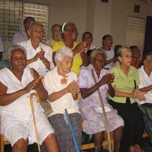 Ayuda a nuestros envejecientes